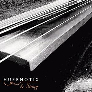 CD Cover – Huebnotix & Feuerbach Quartett