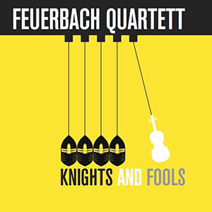 CD Cover – Knights and Fools
