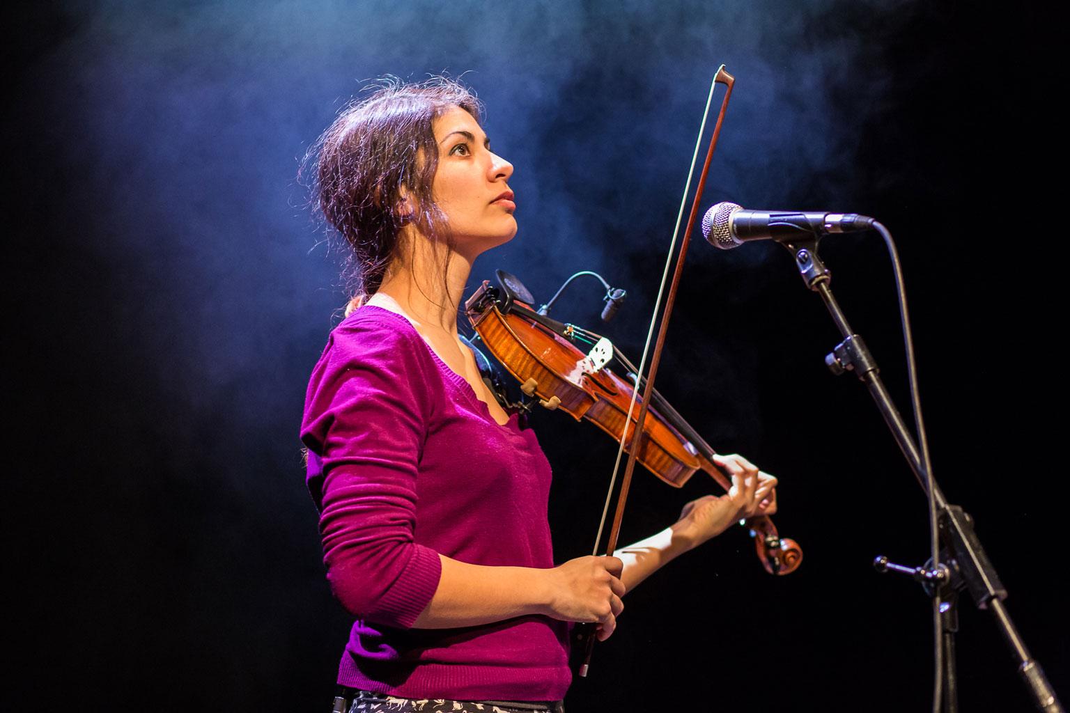 Feuerbach Quartett - Jamila Musayeva